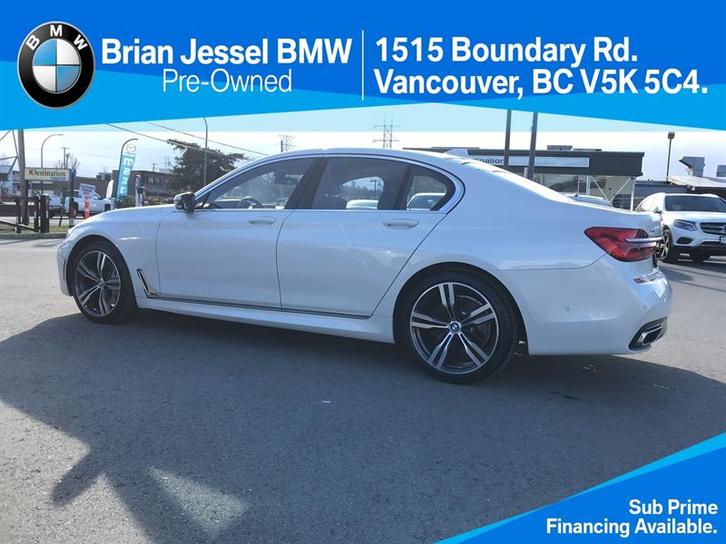 2016 BMW 7 Series 750i xDrive - #BP770610