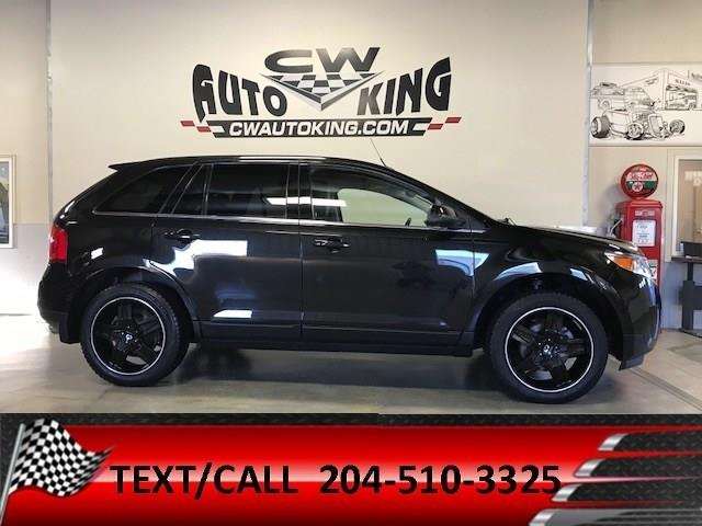 2011 Ford EDGE Limited/All Wheel/Leather/Roof/Rear Cam/R-Start/ #20042361