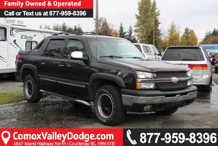 2005 Chevrolet Avalanche 1500 LS #S104668B