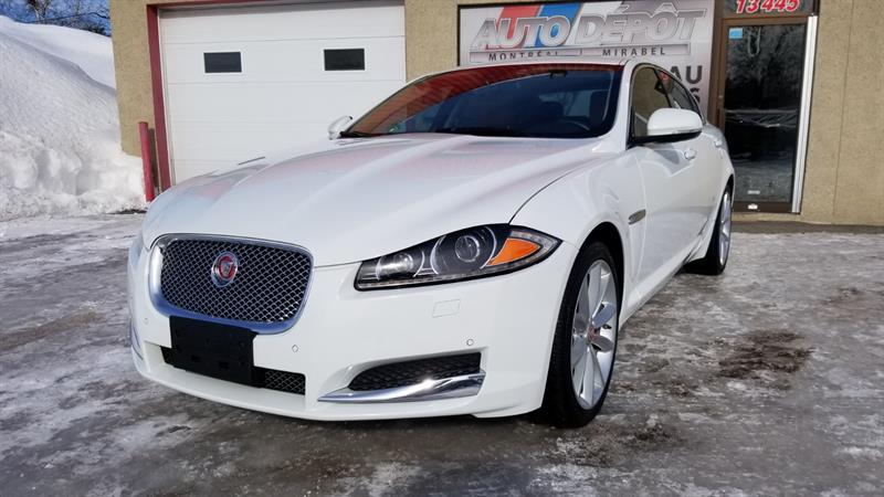 Jaguar XF 2015 LUXURY - AWD - SUNROOF - NAVIGATION - MERIDIAN #6356