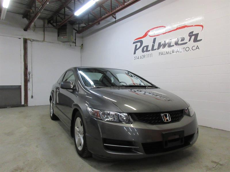 Honda Civic Cpe 2011 2dr Auto SE..financement disponible #18539
