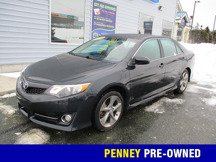 2014 Toyota Camry SE #N33751A