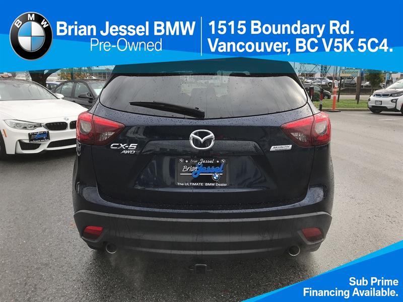 2016 Mazda CX-5 GS AWD at (2) #BP715110