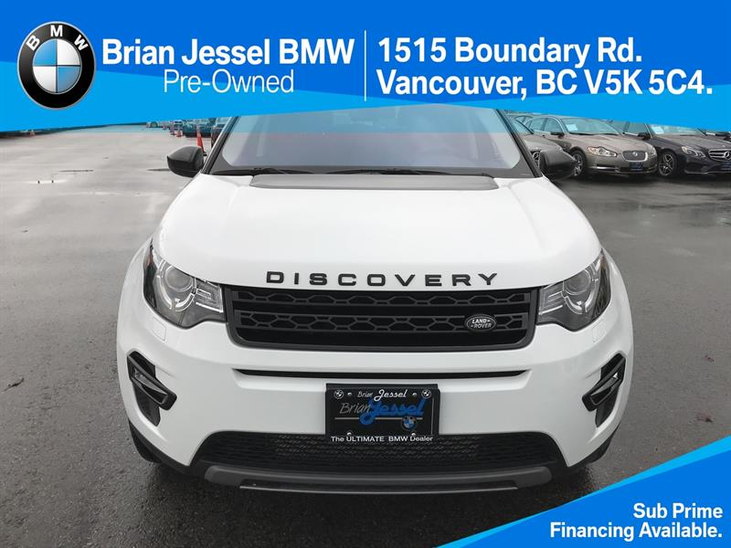 2017 Land Rover Discovery Sport HSE #BP689110