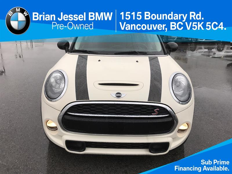 2016 Mini Cooper S 3 Door #BP7359