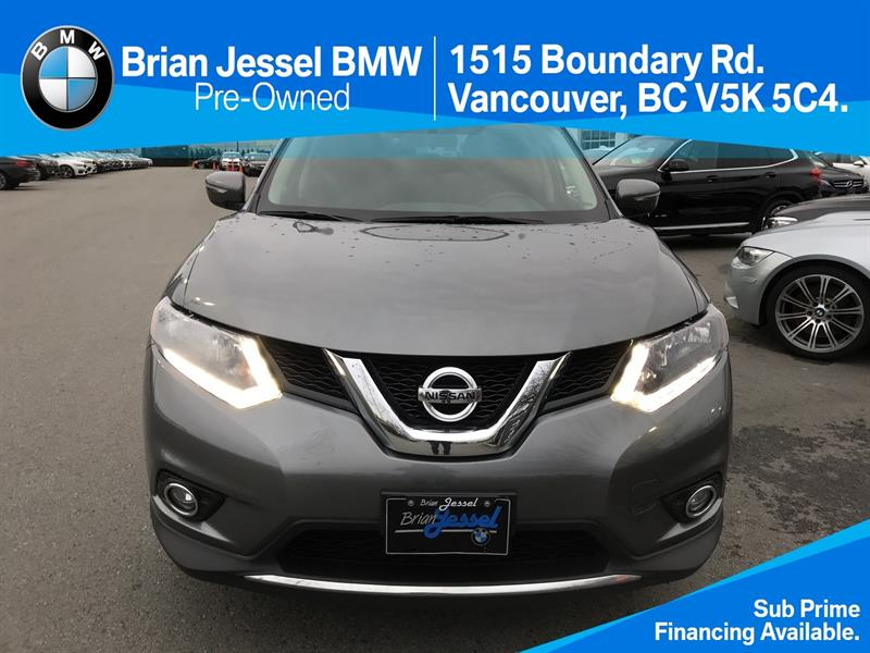 2014 Nissan Rogue SV AWD CVT #BP727810