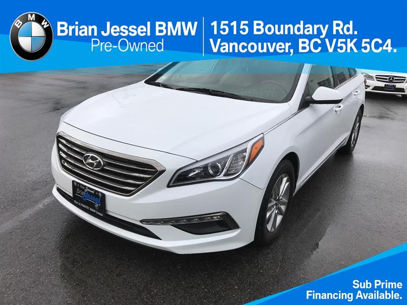 2015 Hyundai Sonata GL at #BP741810
