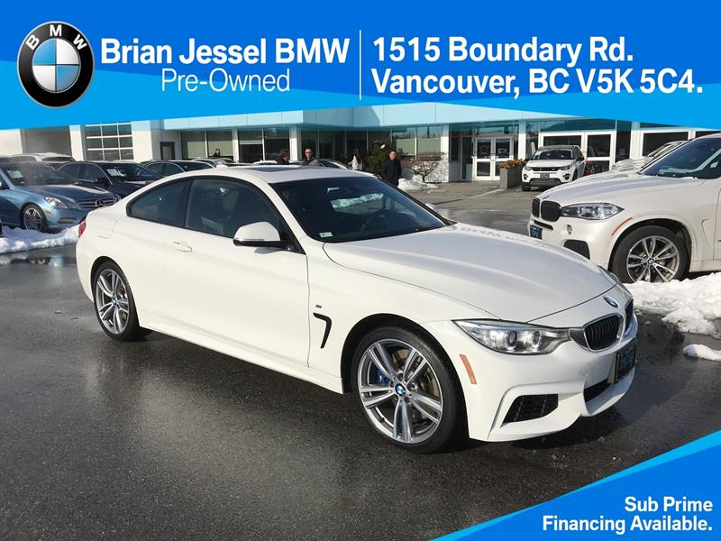 2014 BMW 4 Series 435i xDrive Coupe #BPS040