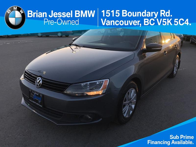 2013 Volkswagen Jetta Comfortline 2.0 6sp at w/Tip #BP713020