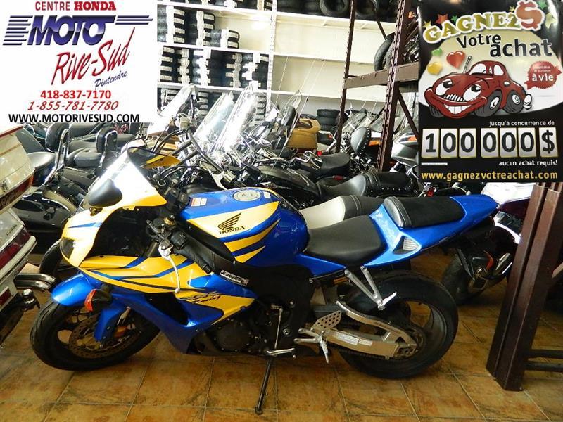 Honda CBR1000 RA 2006