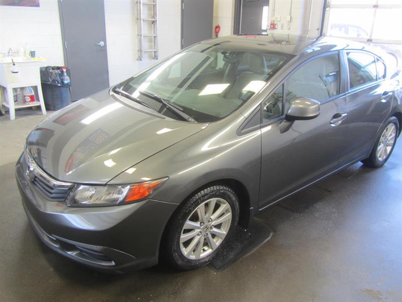 Honda Civic Sdn 2012 CIVIC EX ,TOIT #4416