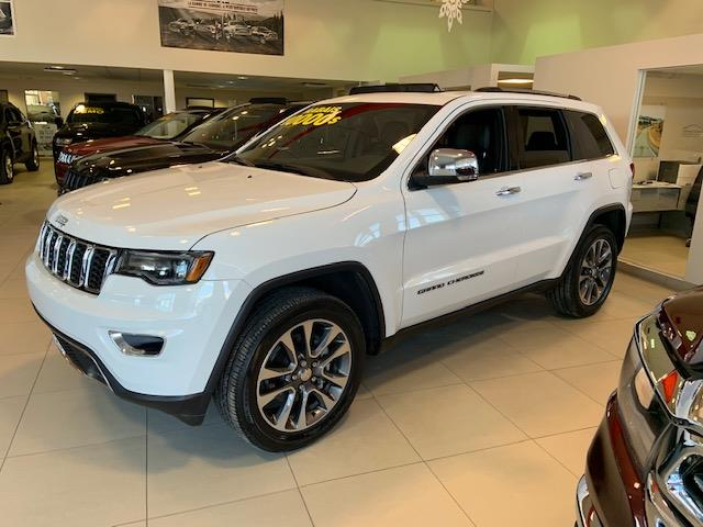 Jeep Grand Cherokee 2018 Limited 4x4 #C18531