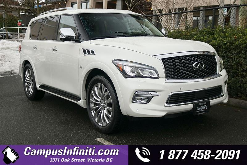 2017 Infiniti Qx80 | Technology | AWD w/ Navigation #19-QX5003A