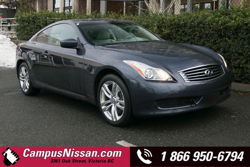 2010 Infiniti G37 Coupé X | AWD w/ Tech Package #A7419