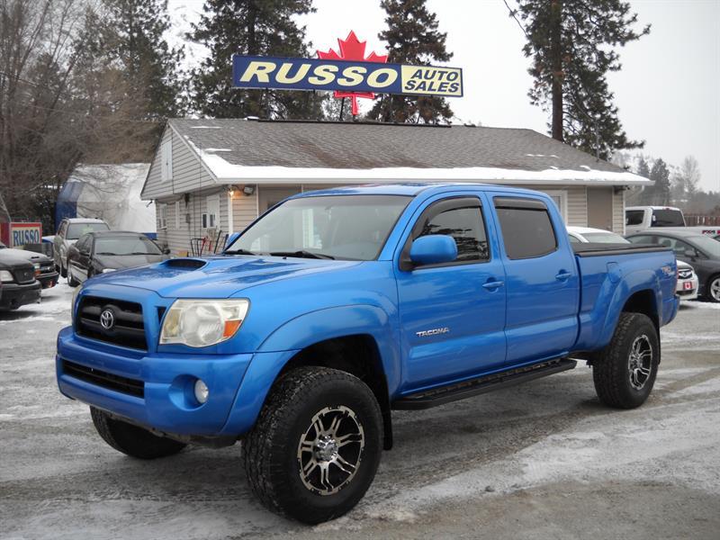 2005 Toyota Tacoma TRD 4X4....SOLD.... #3379