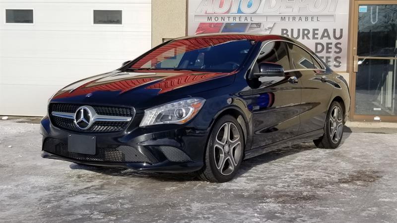 Mercedes-Benz CLA-Class 2014 CLA 250 4MATIC Sport package, NAVI, TOIT #6080