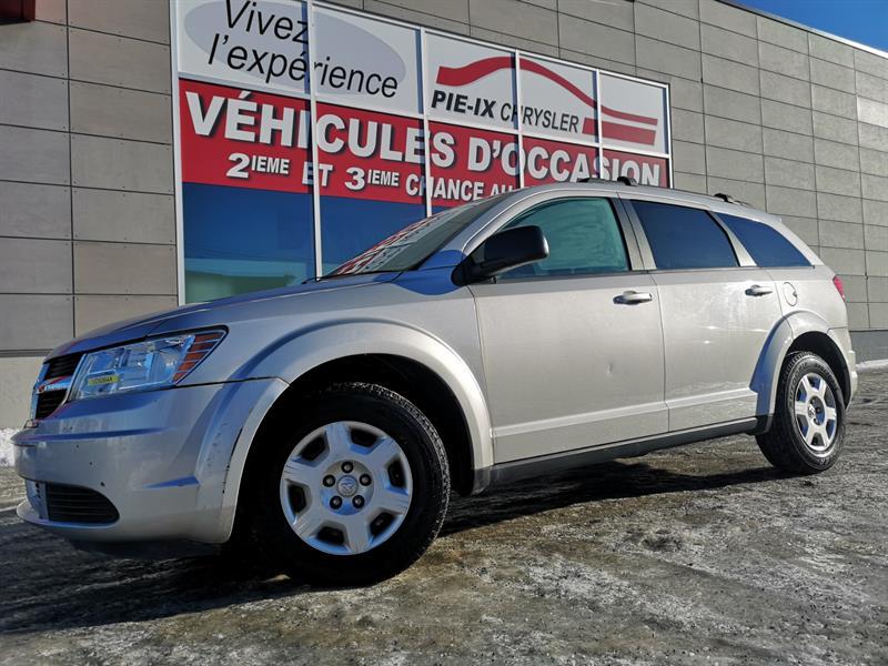 Dodge Journey 2009 FWD 4dr SE+7 PASSAGER+A/C+GR.ELEC+WOW! #UD5064A