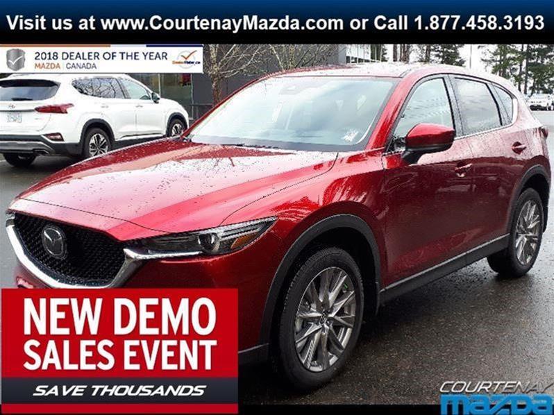 2019 Mazda CX-5 GT AWD 2.5L I4 T at #19CX54455