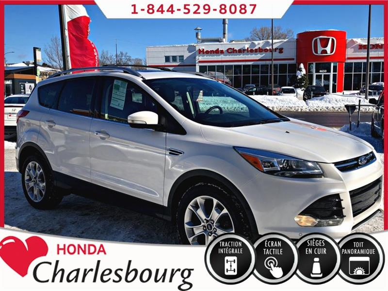 Ford Escape 2015 Titanium AWD **TOIT PANORAMIQUE** #UE19052