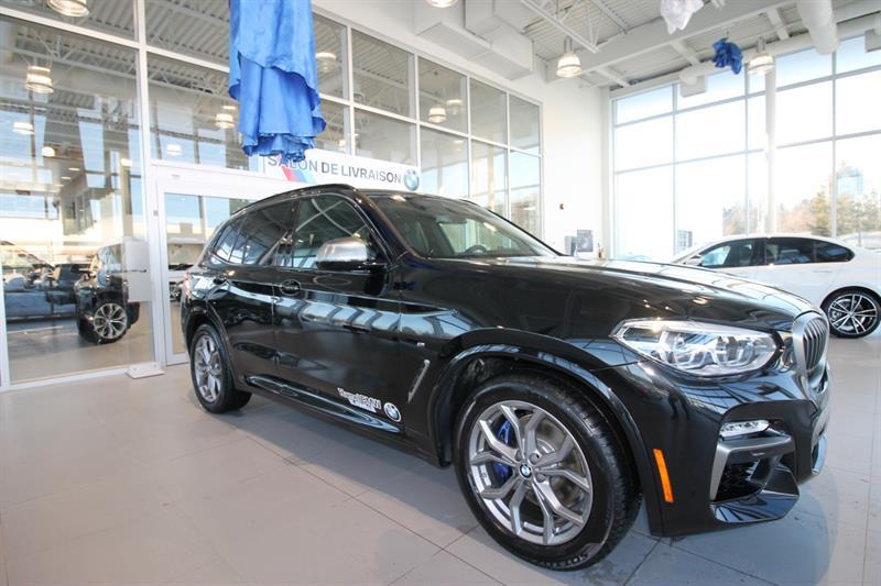 BMW X3 2019 M40i #19-237