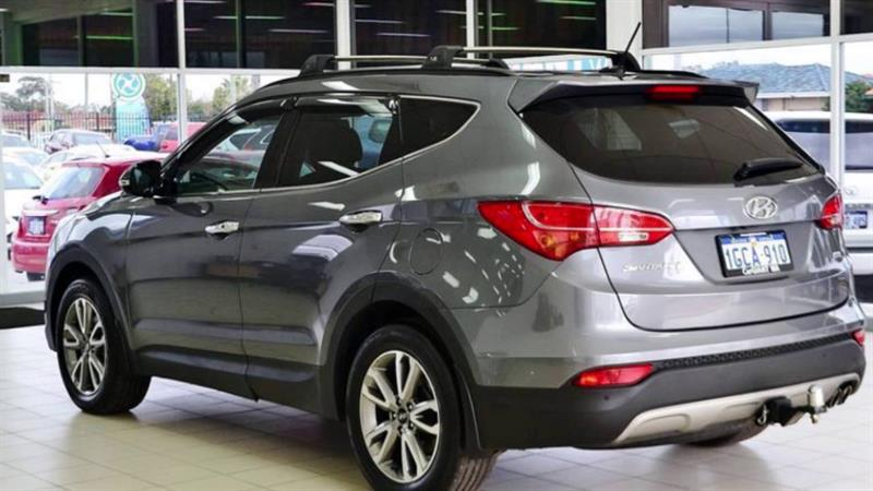 2013 Hyundai SANTA FE SPORT LEATHER/PANO ROOF #N1950A