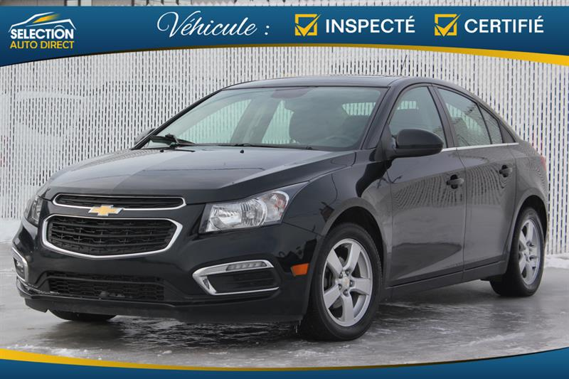 Chevrolet Cruze Limited 2016   LT w-2LT #S119022