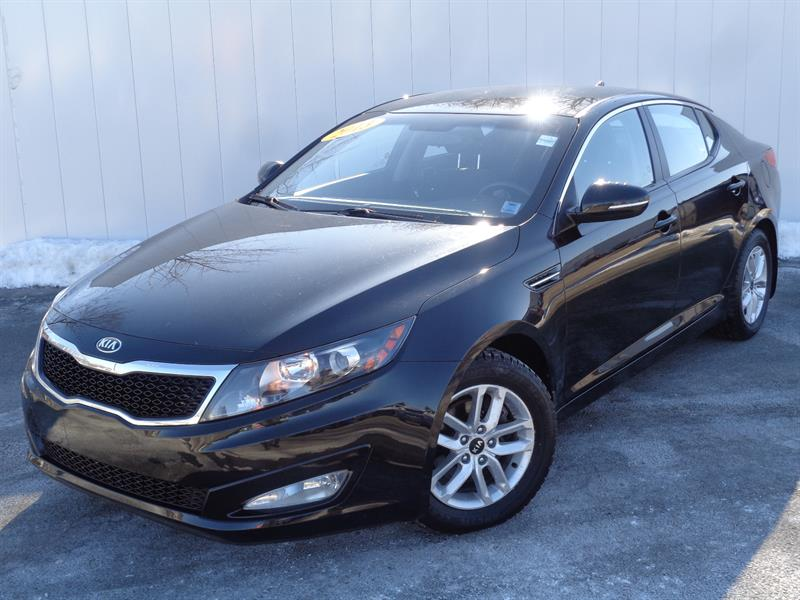 2013 Kia Optima 4dr Sdn #L4115A