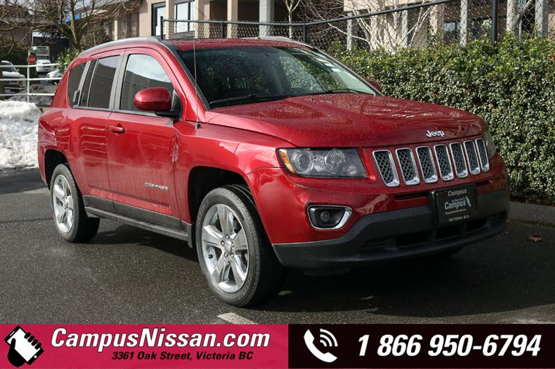 2014 Jeep Compass | Limited | 4WD w/ Sunroof #9-F099A