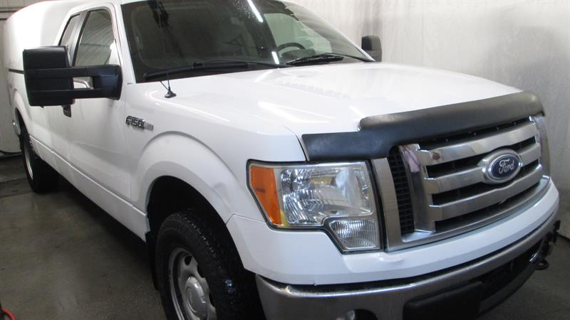 Ford F-150 2010 4WD SuperCab #9-0210