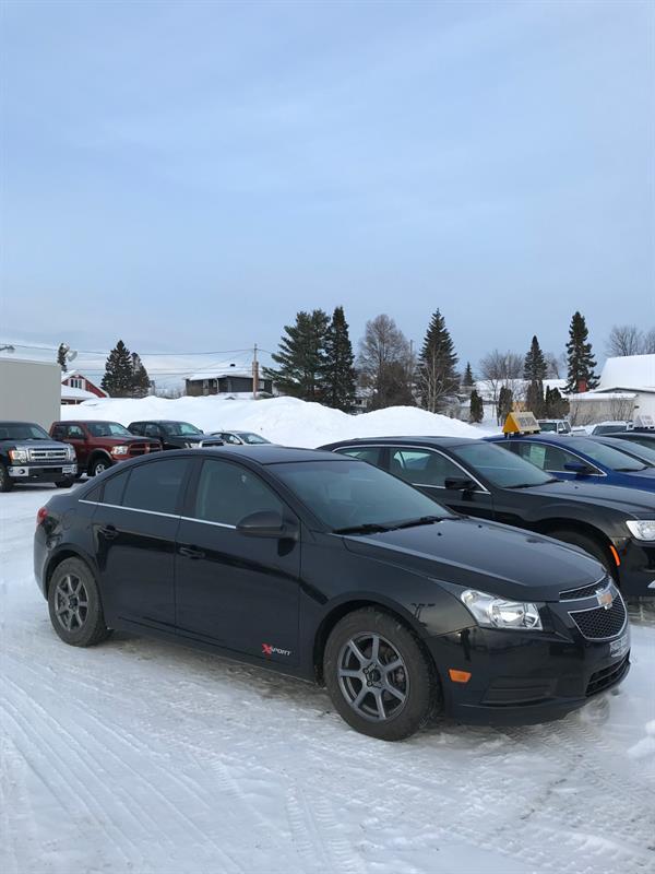 Chevrolet Cruze 2012 4dr Sdn LT Turbo w-1SA #146446a