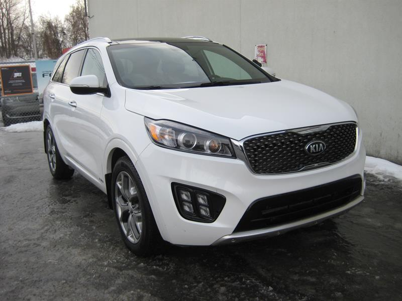 Kia Sorento 2016 AWD Sx 7 places #4870A