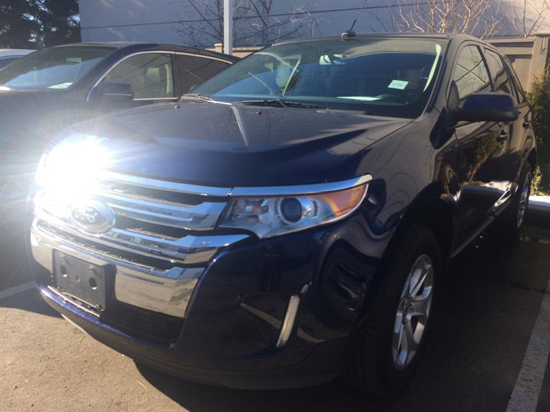 2012 Ford EDGE SEL AWD #937325A
