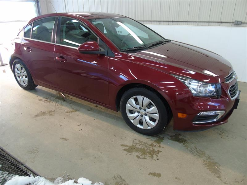 2015 Chevrolet Cruze LT, Remote Start, 7 Color Touch Screen #K-003A