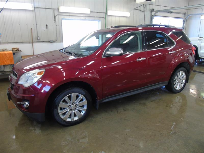 2011 Chevrolet Equinox LT AWD, Sunroof, Heated Seats, Bluetooth #19-085A