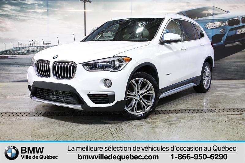 BMW X1 2017 xDrive28i #U5157