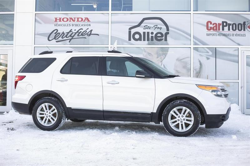 Ford Explorer 2013 XLT ***MECANIQUE A1*** #190123A
