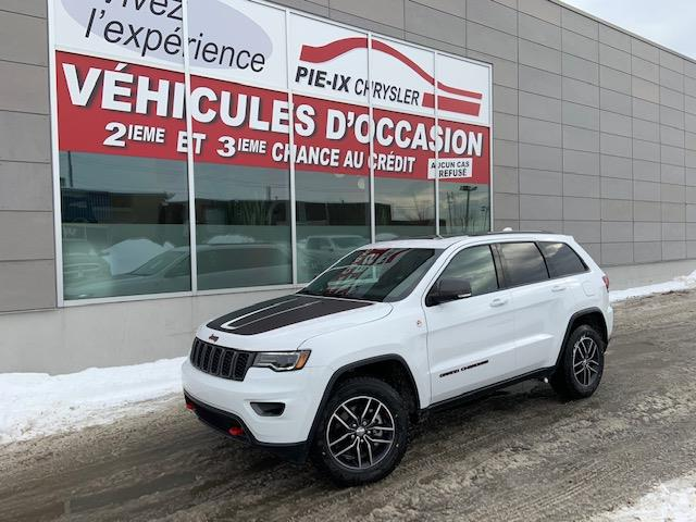 Jeep Grand Cherokee 2018 Trailhawk 4x4 #Z18391