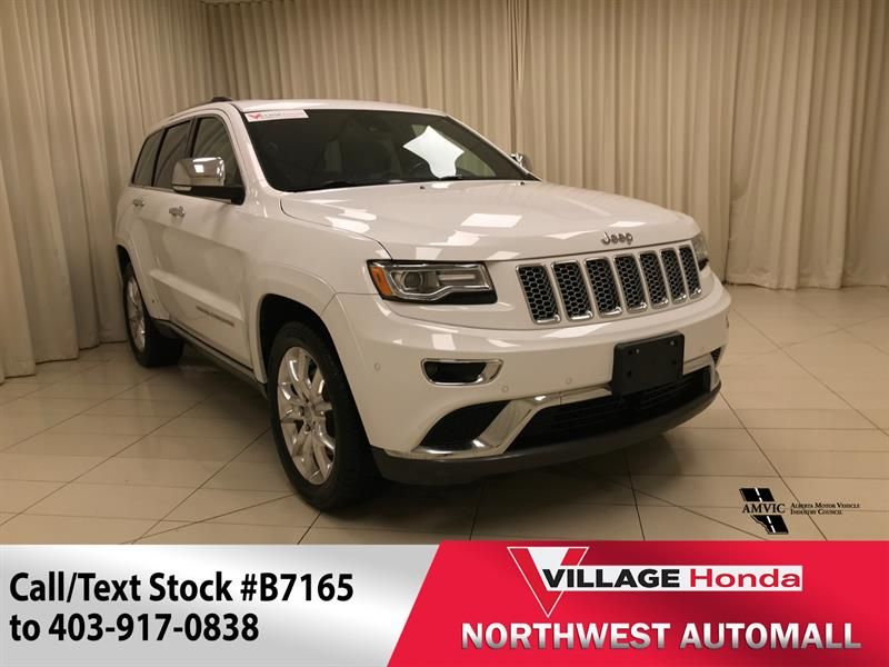 2014 Jeep Grand Cherokee Summit - EcoDiesel #B7165