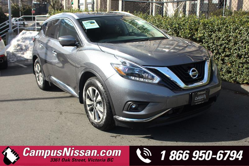 2018 Nissan Murano SL | AWD | w/ Leather Interior #8-R611A