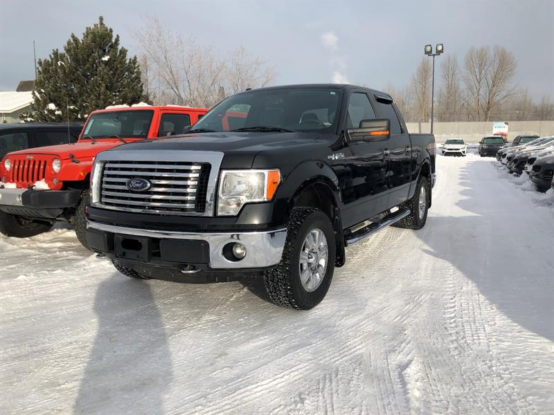 2012 Ford F-150 4WD SuperCrew #18131A