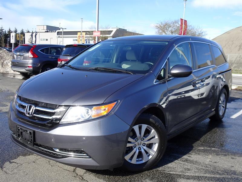 2016 Honda Odyssey EX! Honda Certified Extended Warranty to 160,000 K #B12392