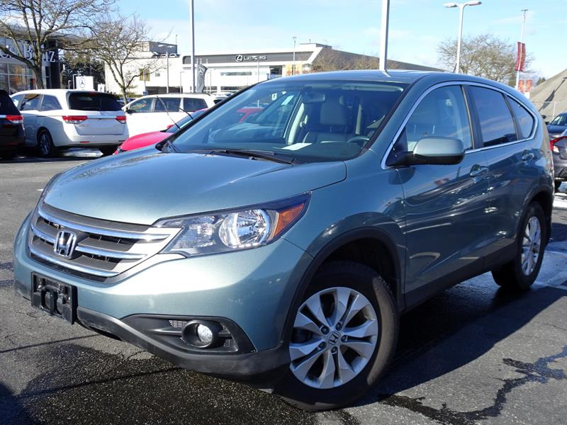 2013 Honda CR-V EX-L AWD! Balance Of Factory Warranty! #B12394