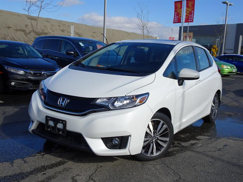 2016 Honda Fit EX-L Navi CVT! Honda Certified Extended Warranty t #B12395