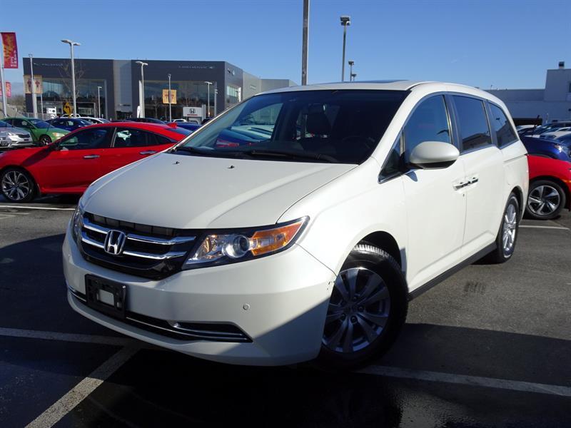 2015 Honda Odyssey EX-L Navi! Honda Certified Extended Warranty to 16 #LH8578