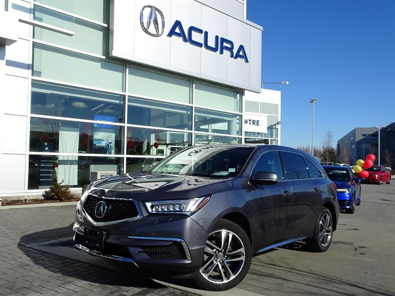 2017 Acura MDX Navi|Acura Certified|One Owner|Local Car #937335A