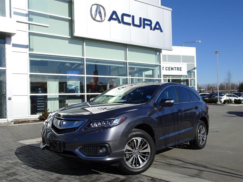 2018 Acura RDX Elite Acura Certified #P6129