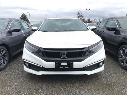 2019 Honda Civic Touring #Y0475