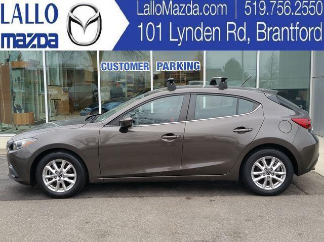 2014 Mazda mazda3 GS|WINTER TIRES|ROOF RACK|ONE #P2442