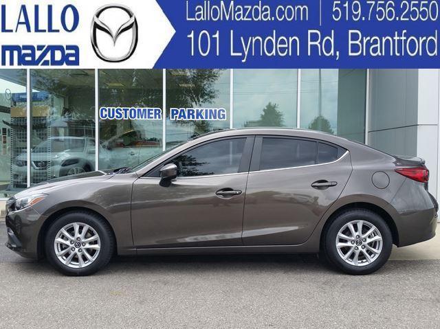2014 Mazda mazda3 GS|LOW KMS|NEW TIRES|NEW BRAKE #P2403