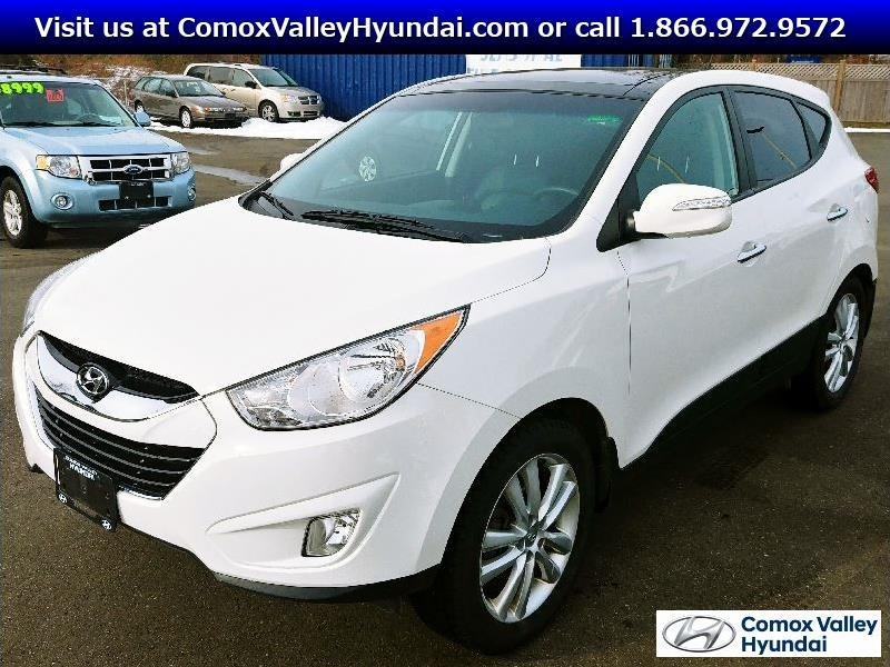 2013 Hyundai Tucson Limited AWD at #19TU9627A